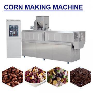 Convenient Operation 220-4400v Corn Making Machine With Long Life