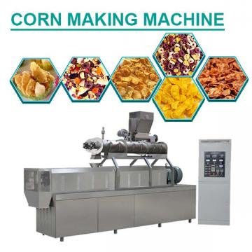 CE Certification Tortilla Machine Corn Flakes Machine With Higher Output