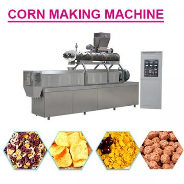 Automatic 380V Corn Making Machine With Famous Brand Motor
