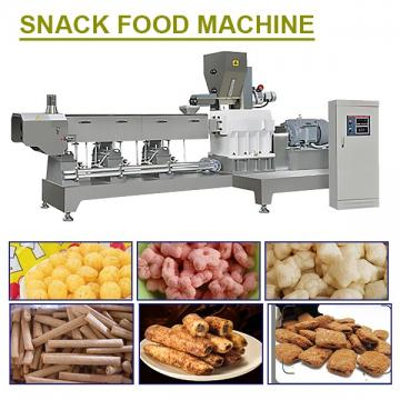 22kw-120kw Automatic Snack Food Machine With Wheat Flour As Raw Materials