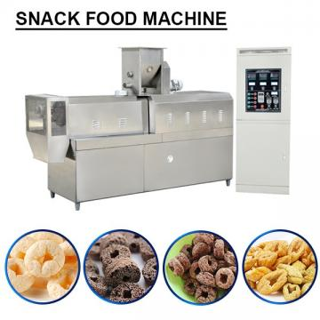 Easy Operation High Quality Snack Food Machine With Strong Power