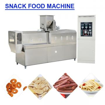 380V/50Hz Chips Making Machine Namkeen Machine With Self-Cleaning Function