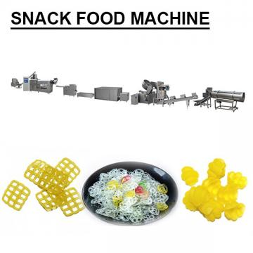 ISO Certification High Automation Snack Food Machine,Potato Chip Machine