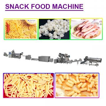 Simple Operation Snack Food Machine With Corn Flour As Raw Materials