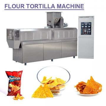 304 Stainless Steel Automatic Flour Tortilla Machine With Save Labor