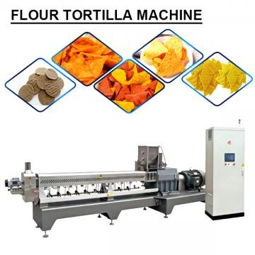 BV Certification 187kw Flour Tortilla Machine With Siemens Main Motor
