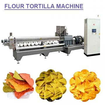 380V/50Hz Full Automatic Flour Tortilla Machine With Corn Powder As Raw Materials