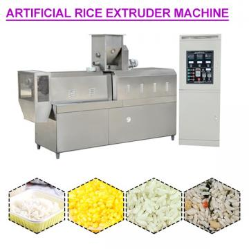 90Kw Stainless Steel Artificial Rice Extruder Machine,Environmental Protection