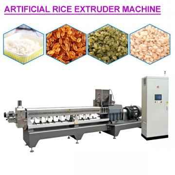 Easy To Operate Rice Making Machine With Rice As Raw Materials