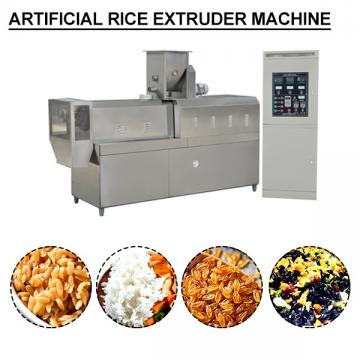 Stailess Steel Rice Extruder Twin-Screw Extruder,Stable Running