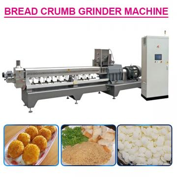 100kw Automatic Bread Crumb Grinder Machine With 500Kg/H Capacity
