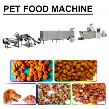 22kw High Intellectualization Pet Food Machine With Long Working Life