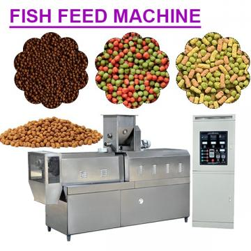 ISO9001 Certification Fish Food Machine Feed Pellet Machine,380V