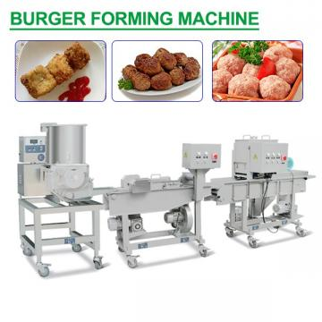 High Quaility Burger Forming Machine Meat Press,Operation Reliable