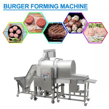 Easy Cleaning SUS304 Burger Forming Machine,High Efficiency