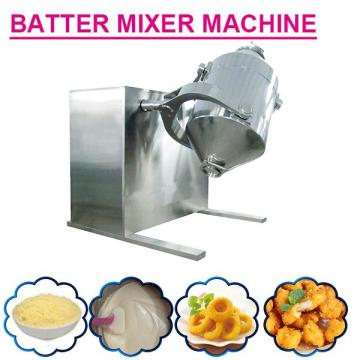 380V Safety And Reliability Batter Breading Machine With High Efficiency