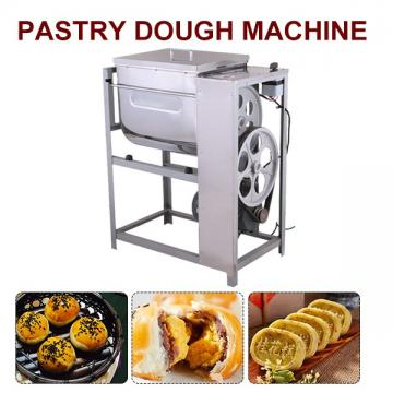 Multifunctional Stainless Steel Pastry Dough Machine For Bread
