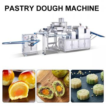 75Kw High Productivity Pastry Dough Machine With Long Service Life
