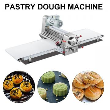 ISO Certification Durable Pastry Dough Machine With Safe Operation