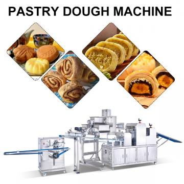 Low Noise Efficient Pastry Dough Machine For Pastry