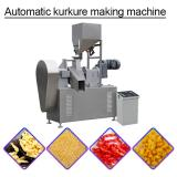 Stainless Steel Automatic Kurkure Making Machine For Popular Snack