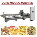 Customize Corn Making Machine,Double Screw Extruder With Corn As Raw Materials