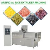 54Kw High Productivity Artificial Rice Extruder Machine,ISO Certification