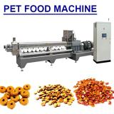 High Automatization Stainless Steel Pet Food Machine With 100-5000kg/h Production Capacity