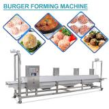220v Multi-Function Automatic Burger Forming Machine,Easy Operation