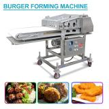 220v Automatic Burger Press Hamburger Forming Machine,CE Certification