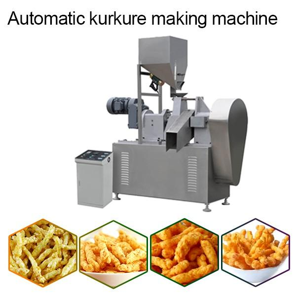 Low-Energy Automatic Kurkure Making Machine With Corn Grits As Raw Materials #1 image