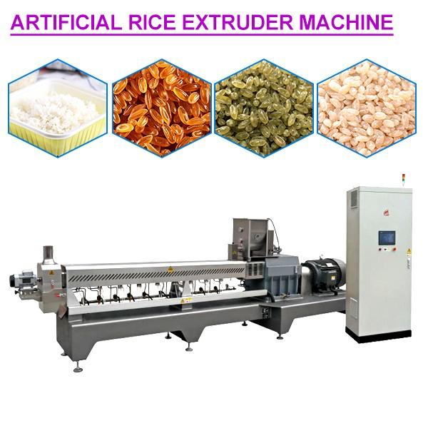 Easy To Operate Rice Making Machine With Rice As Raw Materials #1 image