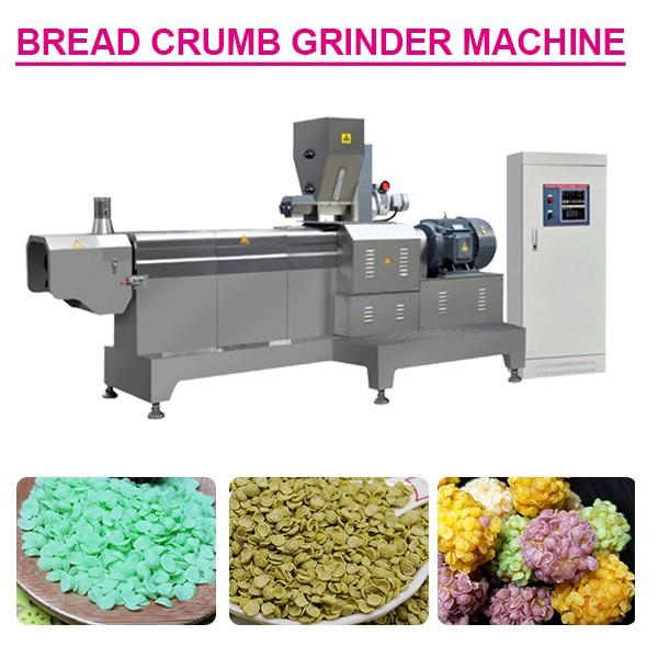 High Quality 50Kw Bread Crumb Grinder Machine With Convenient Operation #1 image