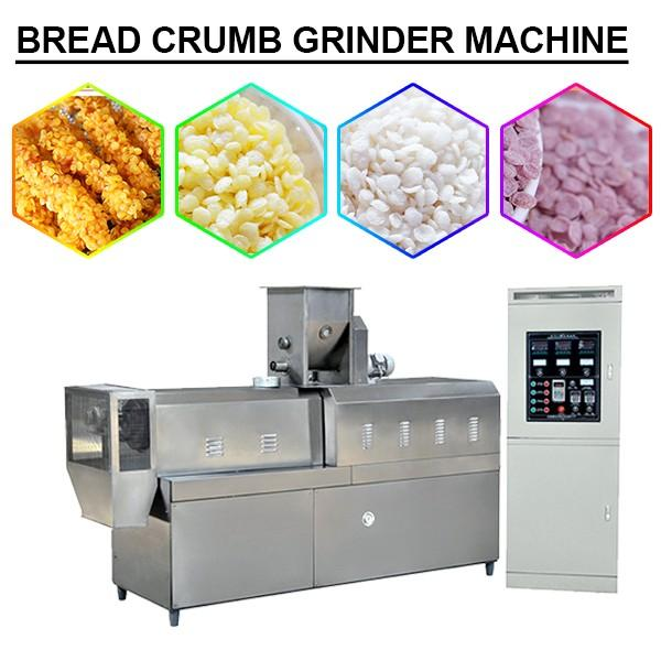 CE Certification Bread Crumb Grinder Machine With Wheat Flour As Raw Materials #1 image