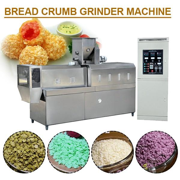 Reliable Stainless Steel Bread Crumb Grinder Machine With Long Service Life #1 image