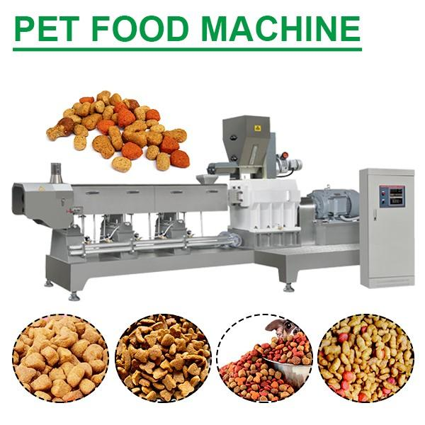 70Kw Pet Food Machine Fish Food Making Machine With Low Labor Consumption #1 image