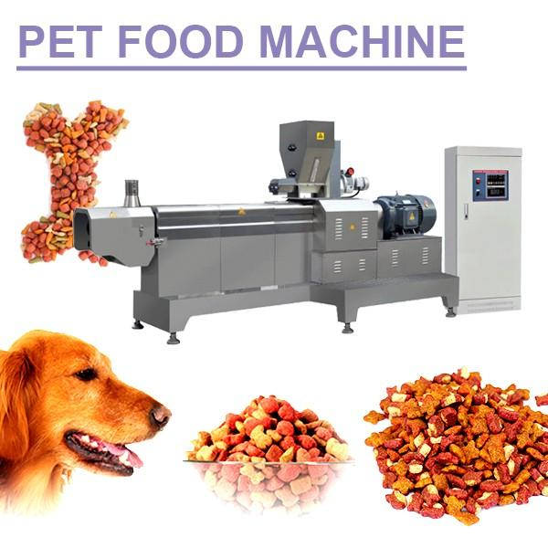 BV Certification Dog Food Machine Dog Treat Manufacturing Equipment #1 image