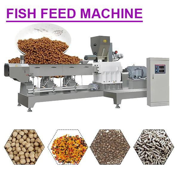Low Cost Fish Feed Machine With Easy To Operate,Full Automatic #1 image
