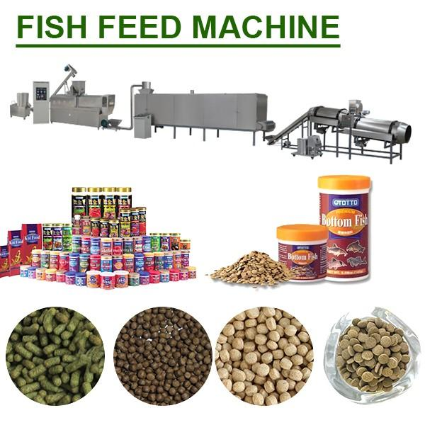Automatic Fish Feed Machine With High Efficiency Low Cost #1 image