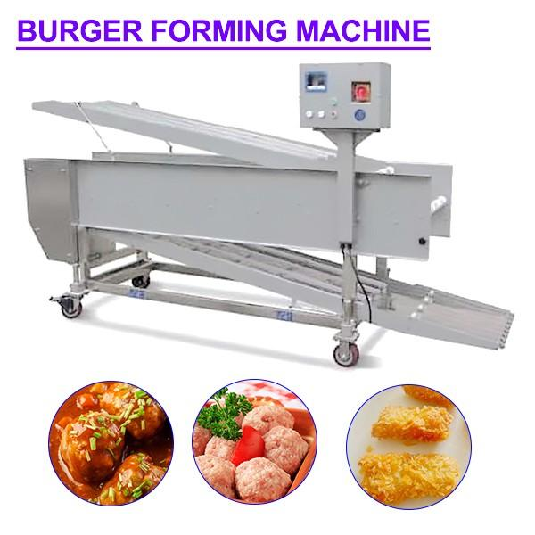 Safe Multi-Purpose Burger Forming Machine With Low Noise #1 image