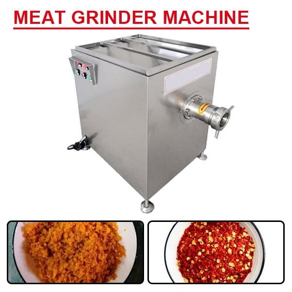 High In Efficiency Mincer Machine Meat Grinder Argos With Easy To Clean #1 image