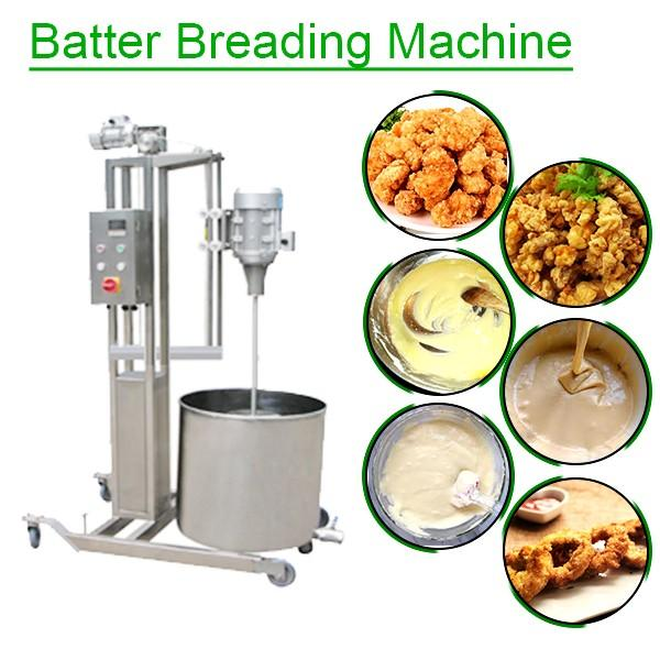 Multifunctional Automatic Batter Breading Machine,Ce Certification #1 image