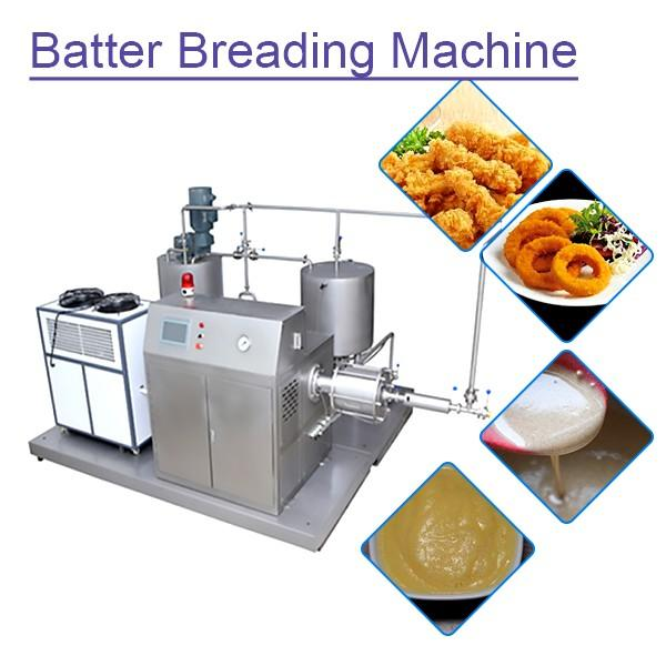 Automatic Stainless Steel Batter Breading Machine,Easy Cleaning #1 image