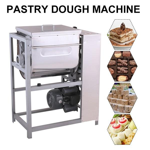220V Multifunctional Pastry Dough Machine,Easily Cleaned #1 image